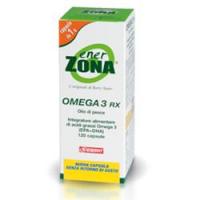 OMEGA 3 RX ENER ZONA 120 CAPSULE
