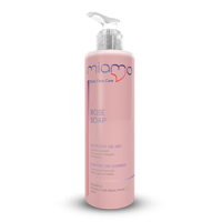 MIAMO TOTAL FACE CARE ROSE SOAP - DETERGENTE GEL