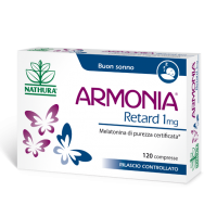 ARMONIA RETARD 1 MG COMPRESSE
