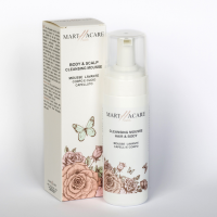 BODY & SCALP CLEASING MOUSSE
