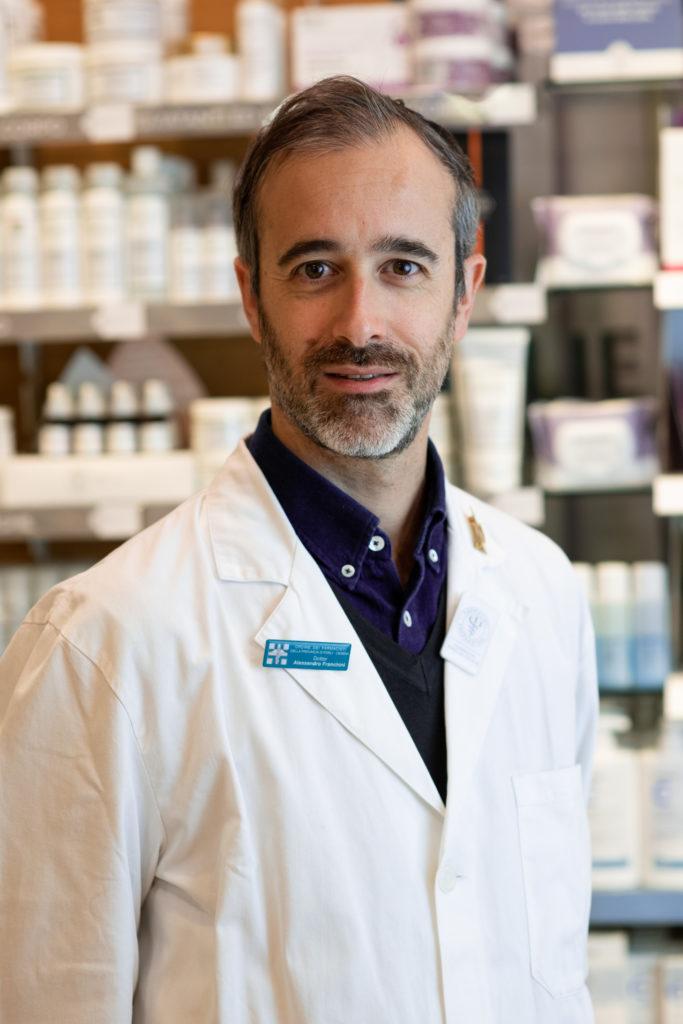 Farmacia Lanzoni - Alessandro Franchini